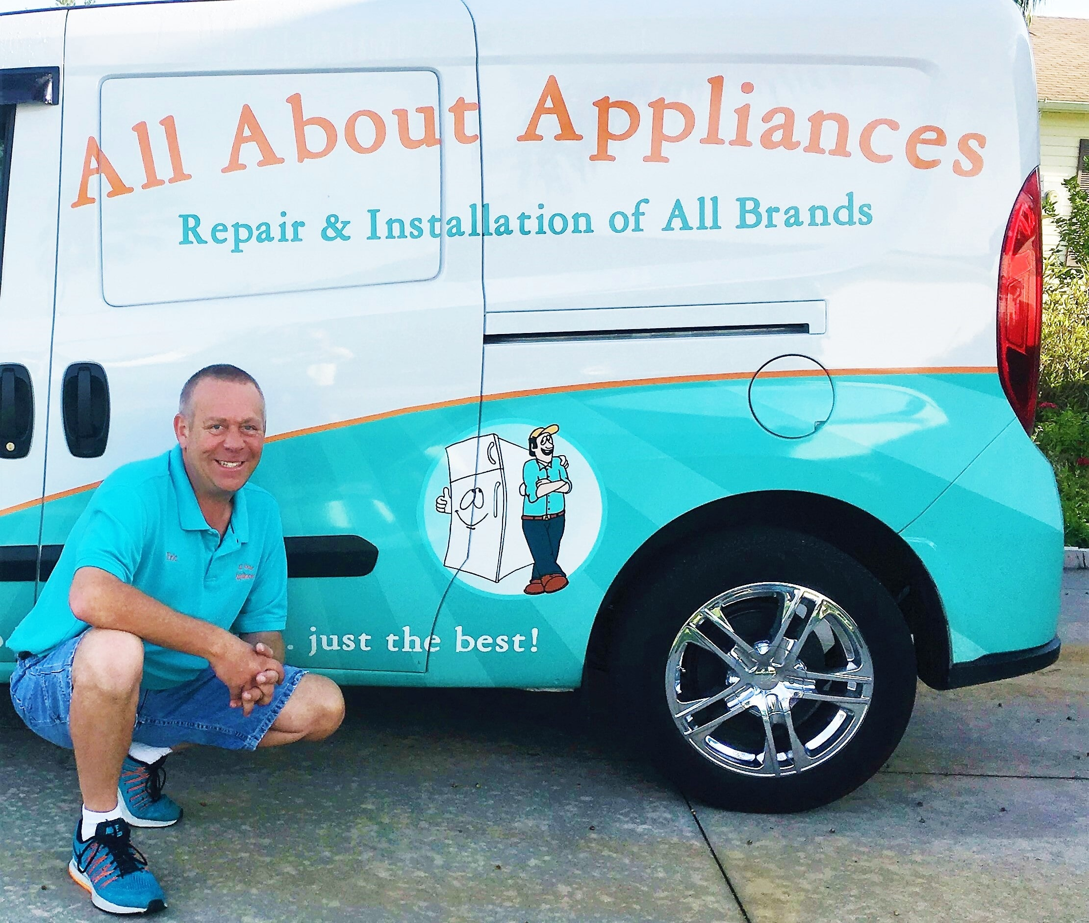 all about appliance vehicle —  appliance installation in Leesburg, FL